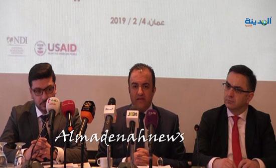 بالفيديو : التسجيل الكامل لمؤتمر راصد الصحفي حول النواب والبرلمان