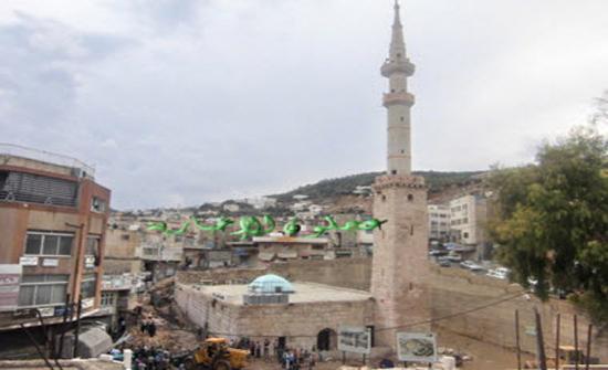 مسجد عجلون : مبادرات واجواء رمضانية يسودها التكافل والألفة