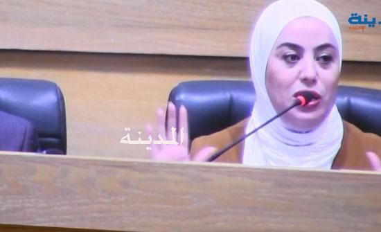 بالفيديو : شاهد مداخلات وفاء بني مصطفى حول العفو العام