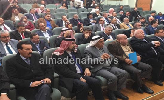 بالصور: النواب يجتمعون للرد على نقل السفارة الامريكية الى القدس