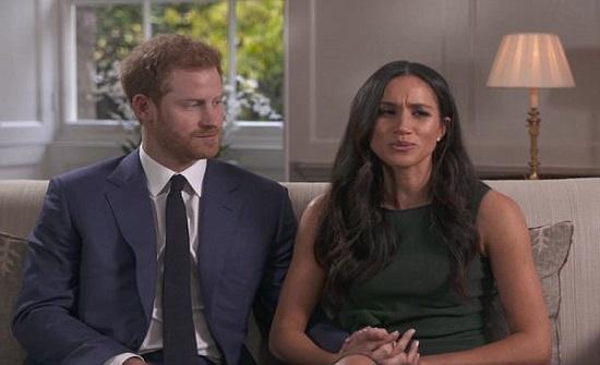 الأمير هاري وقرينته يقدمان العزاء بضحايا نيوزلندا
