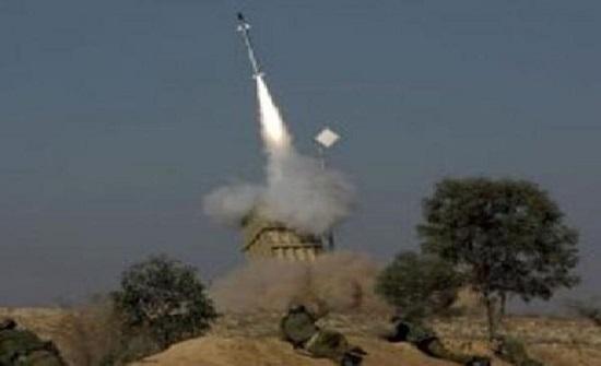"""""""القبة الحديدية"""" الإسرائيلية ترصد بالخطأ صاروخا قرب غزة"""