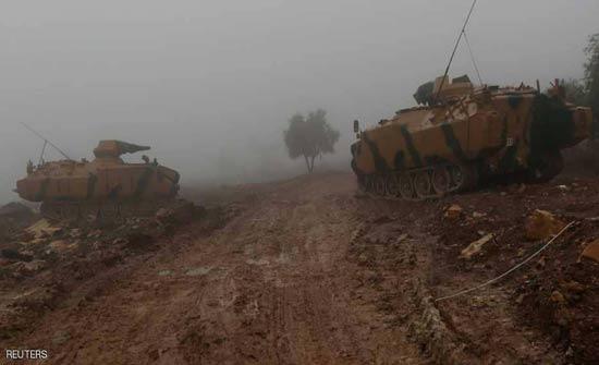 المرصد: عشرات القتلى من الجانبين في عفرين