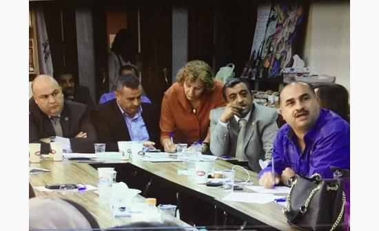 بالفيديو والصور  :  ملف عقوبة الاعدام في الاردن وحوارات ساخنة بين قضاة ومتخصصين ومواطنين