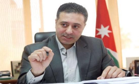 القضاة يزور مصانع ادوية اردنية في الجزائر