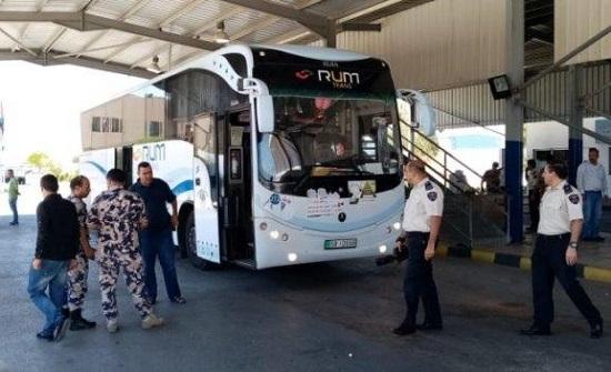 بدء وصول الحجاج الأردنيين إلى معان