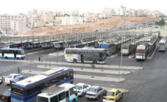 شركات النقل على خط اربد عمان يبقون على اجور النقل كما هي