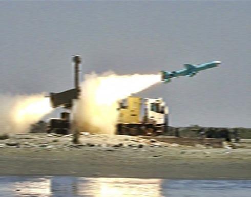الحرس الثوري يقصف دير الزور بصواريخ من غرب إيران