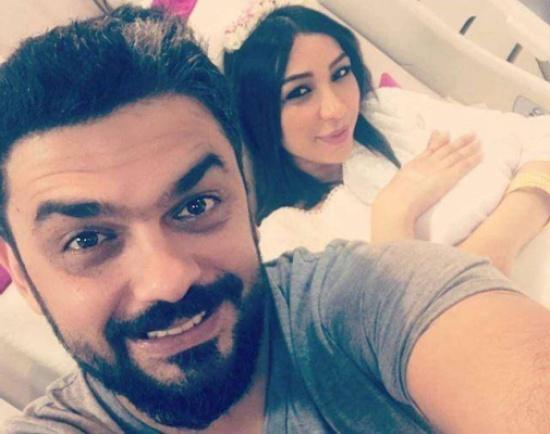 بالفيديو - غزل ابنة دنيا بطمة مع شقيقها... هل أرادت إغاظة حلا الترك؟