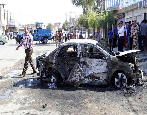 قتيل و10جرحى بتفجير في كركوك شمال العراق
