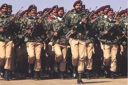 """الجيش الباكستاني يطلق عملية ضد عصابة """"داعش"""" على الحدود مع أفغانستان"""