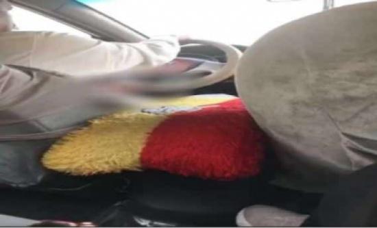 سائق يتحرش براكبة عبر حركات غير لائقة يشعل غضب مواقع التواصل