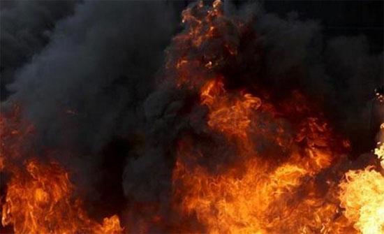 الزراعة تصدر تقريرا عن حجم أضرار حريق الأغوار