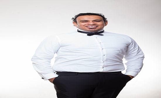 """محمود الليثى يقدم 5 أغانٍ شعبية في """"أنت حبيبى وبس"""""""