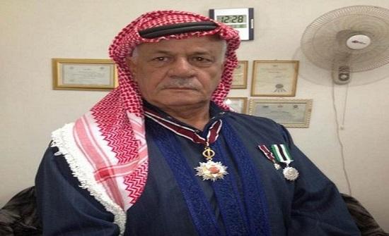 اختيار الكاتب محمود الزيودي رئيسا فخريا لمهرجان غريسا الثقافي