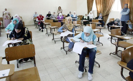 التربية : لا تاجيل لامتحان التوجيهي ليوم السبت