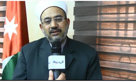 وزير الأوقاف يتفقد الحجاج الأردنيين في معان والمدورة