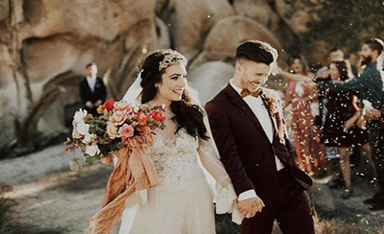 صور عشق ورومانسية.. احرصي على التقاطها ليوم زفافِك