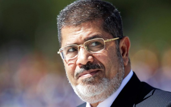 """""""رايتس ووتش"""" تدعو السلطات المصرية لاحترام حقوق مرسي"""
