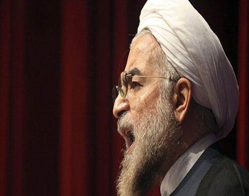 """روحاني: احتجاز الحرس الثوري الناقلة البريطانية كان عملا """"قويا ودقيقا واحترافيا"""""""