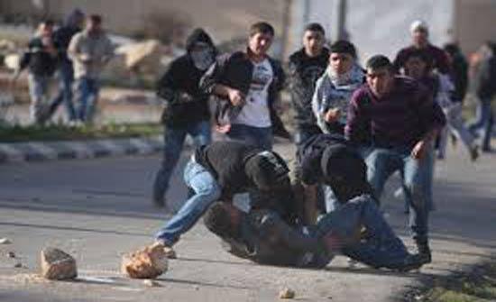 إصابات خلال مواجهات مع الاحتلال في مخيم جنين