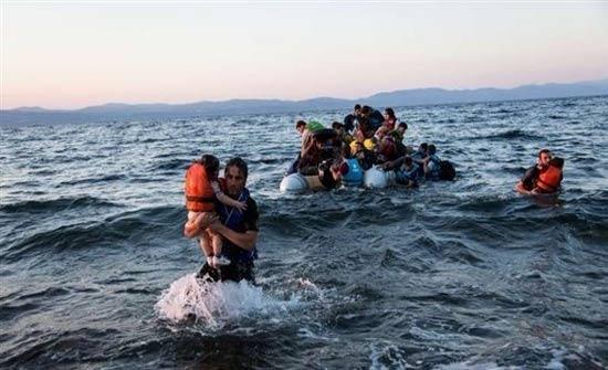 الجبل الأسود: إنقاذ 11 مهاجراً سورياً من الغرق