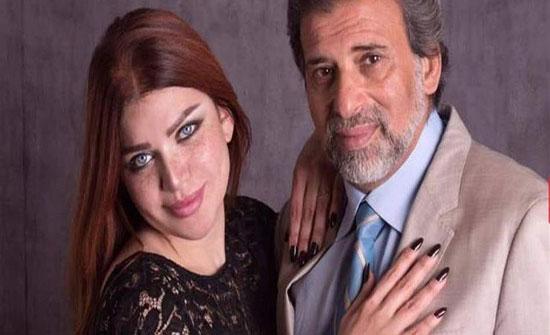 """طليقة خالد يوسف تتعرض لأزمة.. والسبب """"سيجارة"""" (صورة)"""