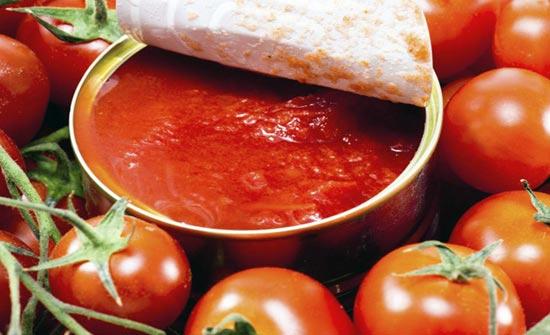 بينها الطماطم المعلبة.. احذروا 7 أطعمة قد تصيبك بالسرطان!