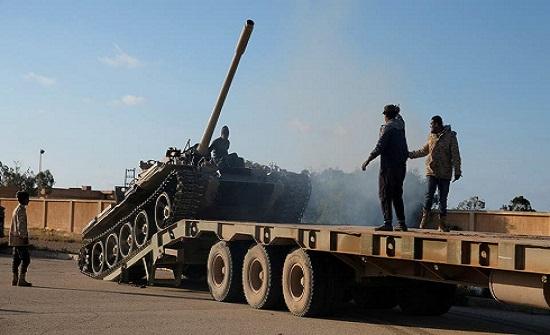 """معركة طرابلس.. الجيش يستعد لـ""""ساعة الصفر"""""""