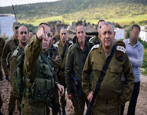 """الجيش الإسرائيلي ينشر وثيقة """"التهديدات الكبرى لإسرائيل"""""""