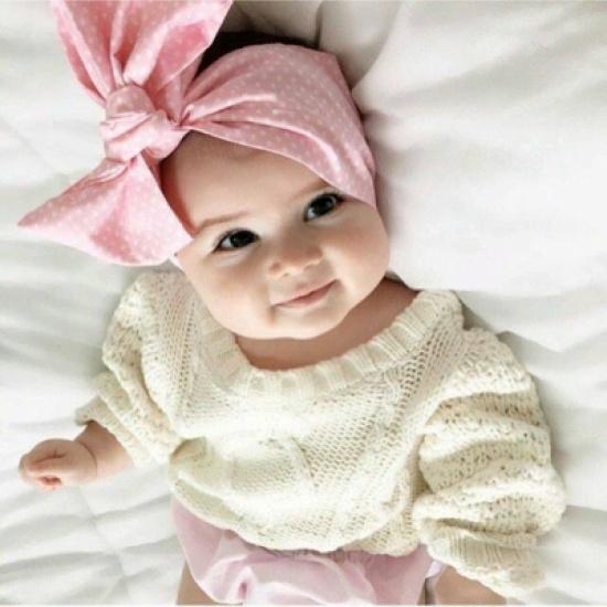 بالصور.. جمال و اناقة البنات الرضع