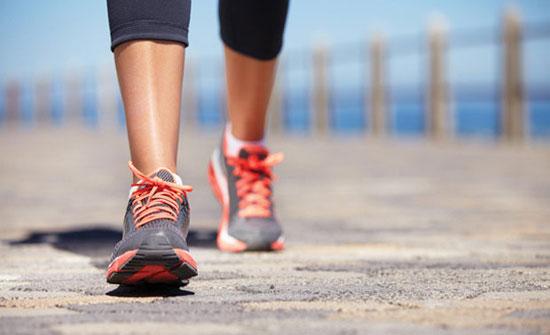متى يصبح المشي خطرا على الصحة؟