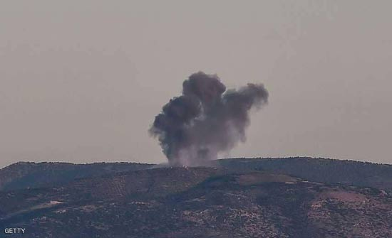 """""""سوريا الديمقراطية"""" تعلن إسقاط طائرة تركية في عفرين"""