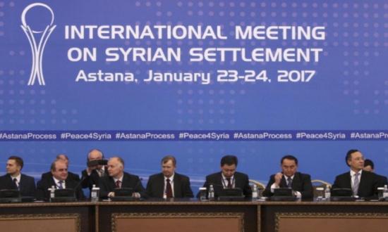 أستانا 2 تبدأ اليوم بوفد محدود للمعارضة السورية