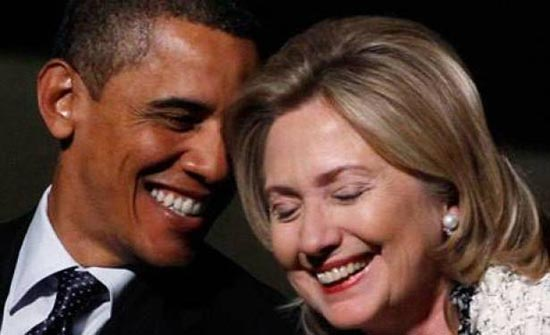 هيلاري وأوباما في فضيحة هوليوود الجنسية