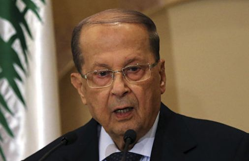 الرئيس اللبناني: قرار ترمب يهدد عملية السلام واستقرار المنطقة