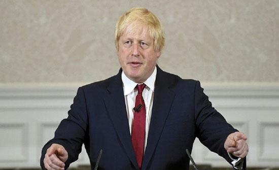"جونسون يتهم نوابا بريطانيين بـ ""تواطؤ رهيب"" مع أوروبا"