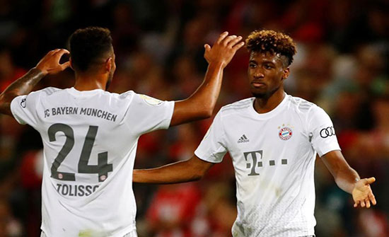 بايرن ميونيخ يتخطى الدور الأول في كأس ألمانيا (شاهد)