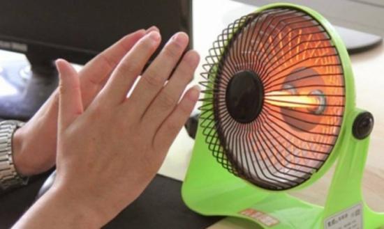 هذا ما يفعله هواء 'الصوبيا' الساخن في يديك!