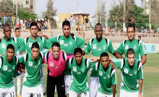 استنكار لمنع الاحتلال فريقا كرويا من غزة للمشاركة بنهائي بطولة فلسطين