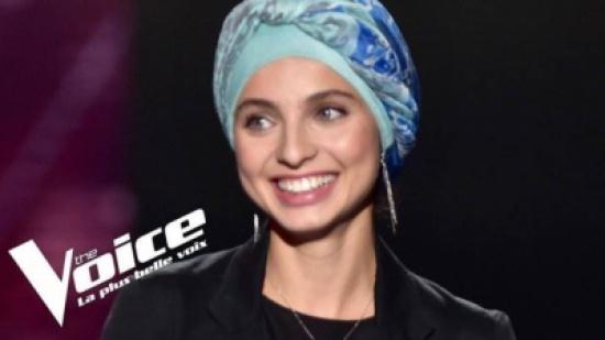 تعرف على قصة الفتاة السورية المحجبة الجميلة التي أشعلت فرنسا وهاجمها اللوبي الصهيوني