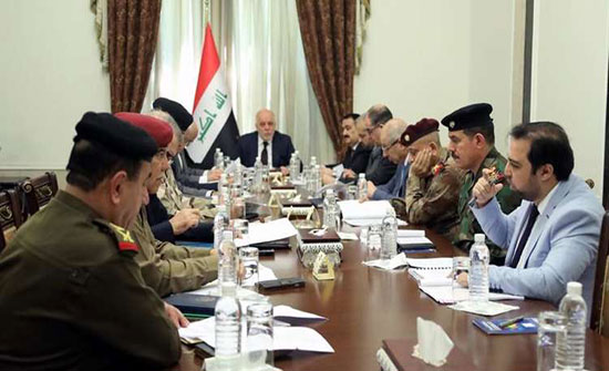 مجلس الأمن العراقي يرفض تسييس موقف بغداد من العقوبات الأمريكية ضد طهران