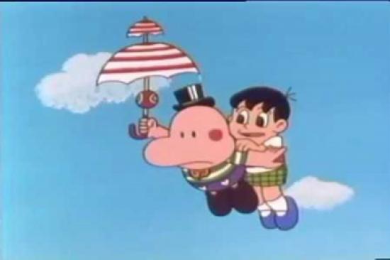شاهد.. طفل يتأثر بأفلام الكرتون ويقفز من الدور العاشر حاملاً مظلة