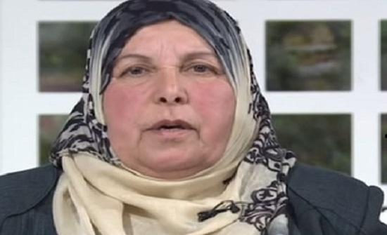 بالصور : والدة الشهيد معاذ الكساسبة في ضيافة الأميرة هيا بدبي