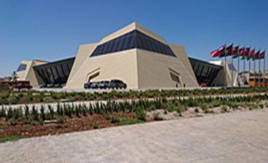 افتتاح ميدان عرض الدبابات والآليات العسكرية في متحف الدبابات الملكي