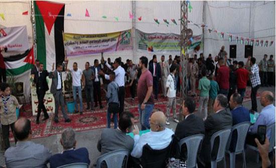"""جمعية """"العفاف"""" تقيم حفل الزفاف الجماعي السابع والعشرين"""