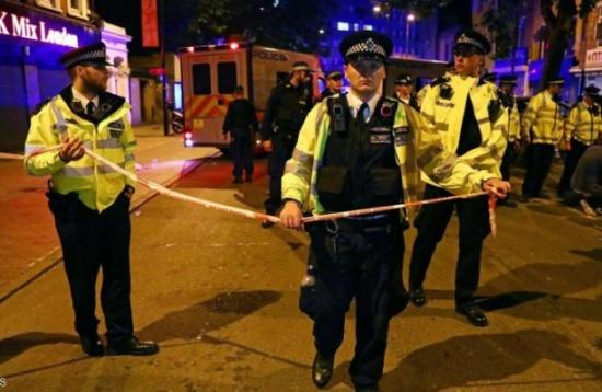 الاردن يندد بالحادث الارهابي قرب مسجد فينسبري بارك شمال لندن