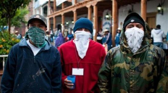 مدينة مكسيكية تطرد المجرمين والسياسيين والشرطة