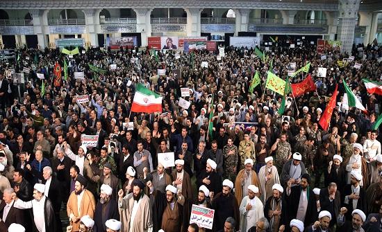 المقاومة الايرانية : العمال والشرائح المحرومة الأخرى يواصلون الاحتجاج والإضراب