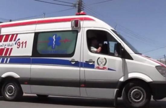الدفاع المدني :121 إصابة جراء 250 حادثا